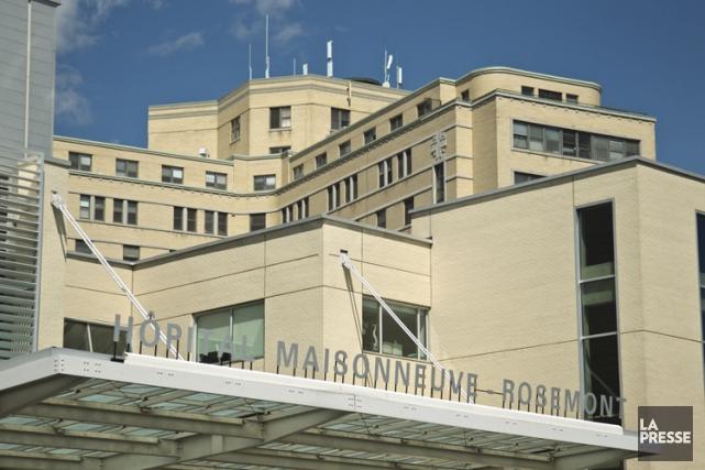À l'hôpital Maisonneuve-Rosemont, 1 million de dollars devront... (PHOTO HUGO-SÉBASTIEN AUBERT, ARCHIVES LA PRESSE)