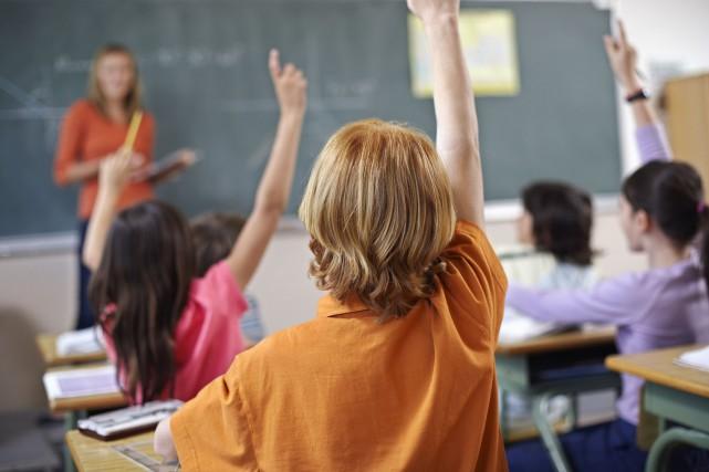 Les enfants bilingues seraient ainsi plus aptes à... (Photo Digital/Thinkstock)