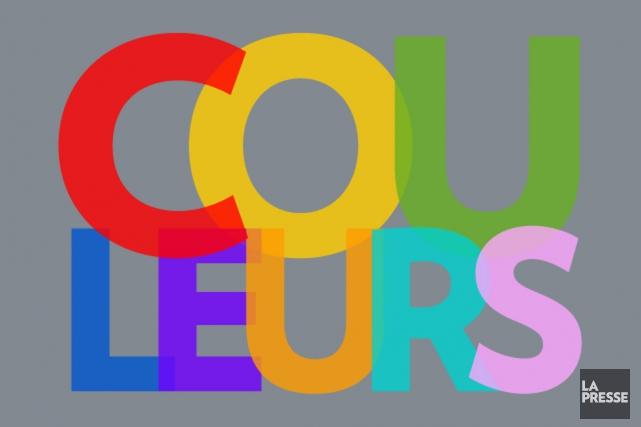 «Osez la couleur! Vous verrez, ça vous fera du bien», lance Jean-Gabriel... (INFOGRAPHIE LA PRESSE)