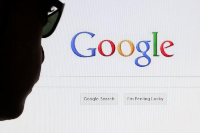 Google a déjà indiqué que 5% des 100... (Photo Francois Lenoir, Archives Reuters)