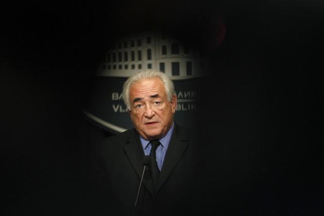 Dominique Strauss-Kahn... (PHOTO DARKO VOJINOVIC, ARCHIVES ASSOCIATED PRESS)