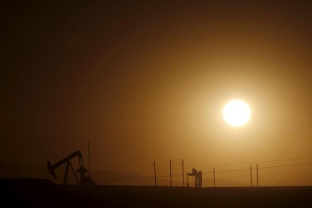 «C'est la température moyenne la plus élevée pour... (PHOTO LUCY NICHOLSON, ARCHIVES REUTERS)