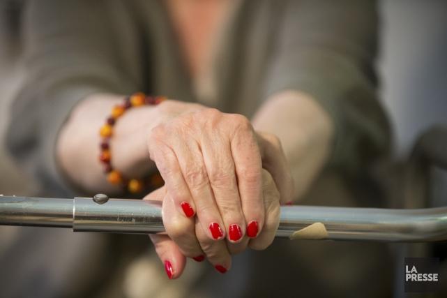 Les hommes vivent moins longtemps que les femmes et ceci s'applique aussi à nos... (PHOTO IVANOH DEMERS, ARCHIVES LA PRESSE)