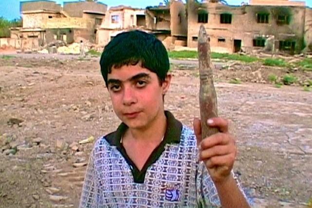 Homeland: Iraq Year Zero... (PHOTO FOURNIE PAR LES RIDM)
