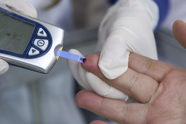 Le diabète de type1 (environ 10% des cas),... (123RF)