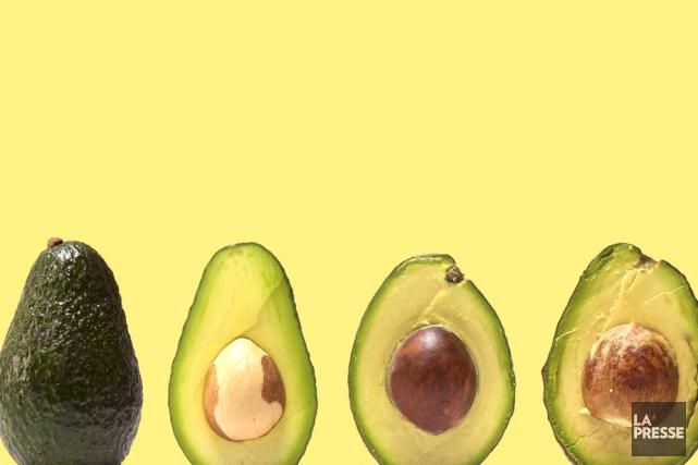 Le rayon des fruits est un lieu de splendeurs... et de déceptions. Qui n'a... (PHOTO ANDRÉ PICHETTE, LA PRESSE, photomontage La Presse)