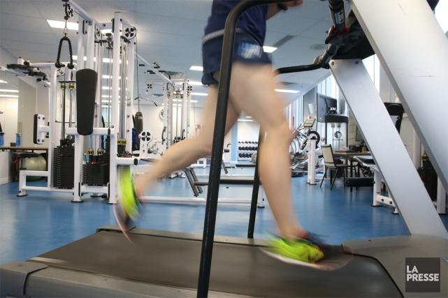 Vous vous entraînez régulièrement, mais vous améliorez à peine vos résultats au... (PHOTO MARTIN CHAMBERLAND, LA PRESSE)