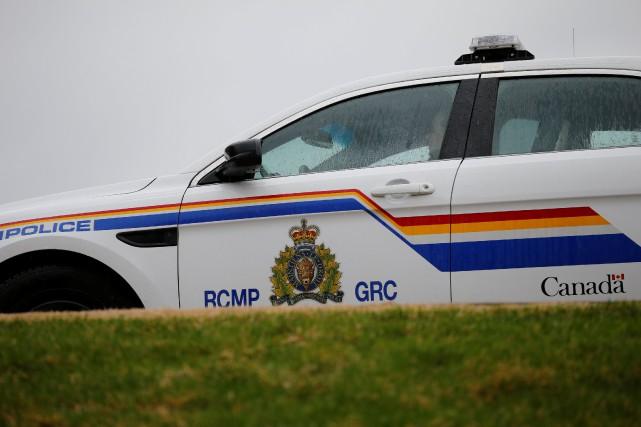 La Gendarmerie royale du Canada (GRC) enquête sur... (PHOTO ARCHIVES REUTERS)