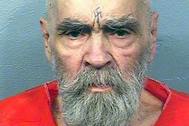 Charles Manson en août 2017.... (PHOTO AFP)