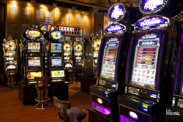 Sur cette photo, le casino de Montréal.... (MARTIN CHAMBERLAND, ARCHIVES LA PRESSE)