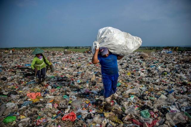 Les chiffres donnent le tournis: on estime qu'environ... (Photo Juni Kriswanto, Agence France-Presse)