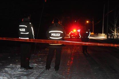 Triple meurtre en Estrie: un homme arrêté