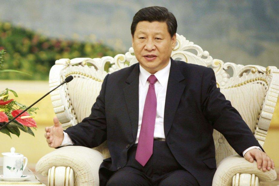 Xi Jinping accède à la tête de la Chine