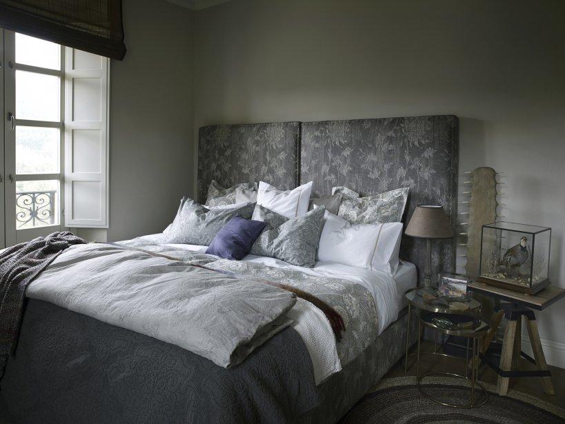 chambre faite avec le mobilier zara photo fournie par zara home