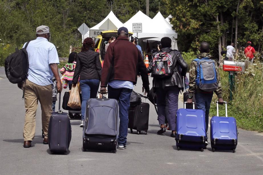 Demandeurs d'asile: le Canada risque de séparer des familles, avertit un avocat