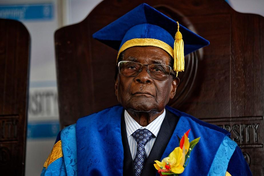 Zimbabwe: le président Mugabe expulsé par son parti