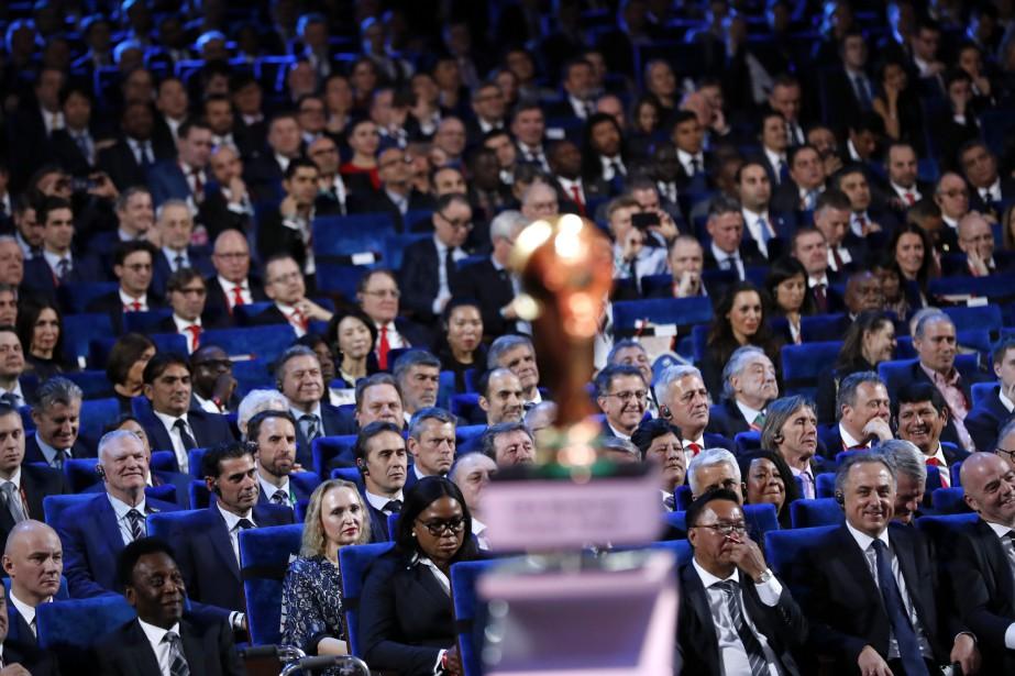 Mondial 2018: un tirage favorable pour l'Allemagne, le Brésil et la France