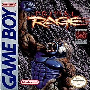 Image result for primal rage game boy