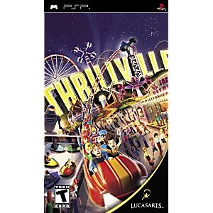 Thrillville PSP Game