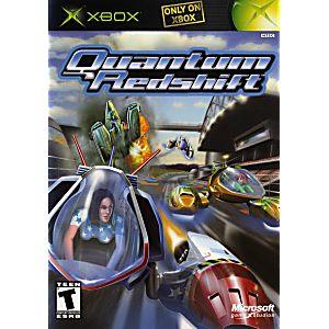 Quantum Redshift Xbox