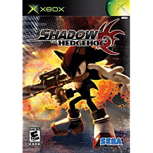 Shadow The Hedgehog Xbox