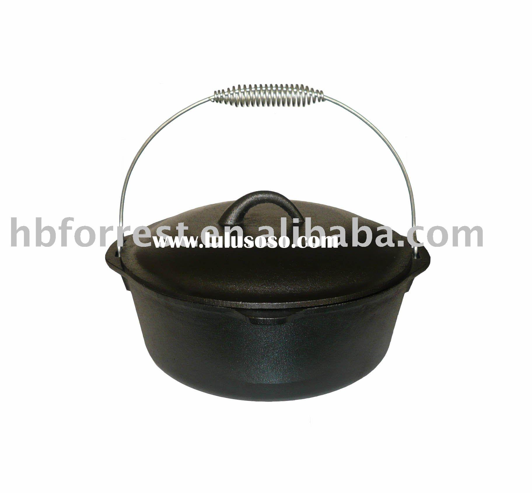 Cast Iron Camp Dutch Oven 3 For Sale PriceChina