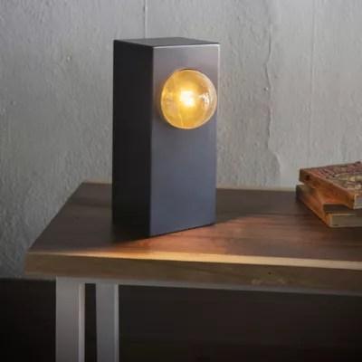 bonington table lamp by john beck steel