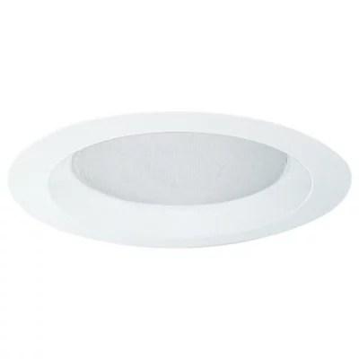 6 recessed lighting trims modern led