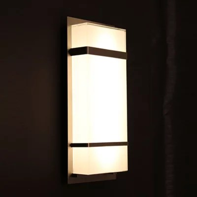 phantom indoor outdoor led wall sconce
