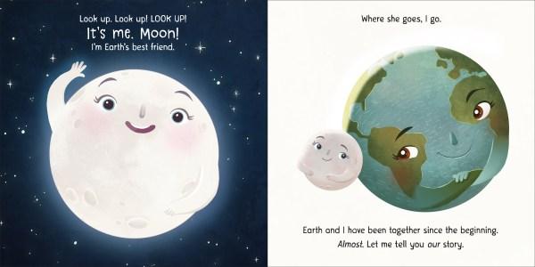 Moon! Earth's Best Friend   Stacy McAnulty   Macmillan