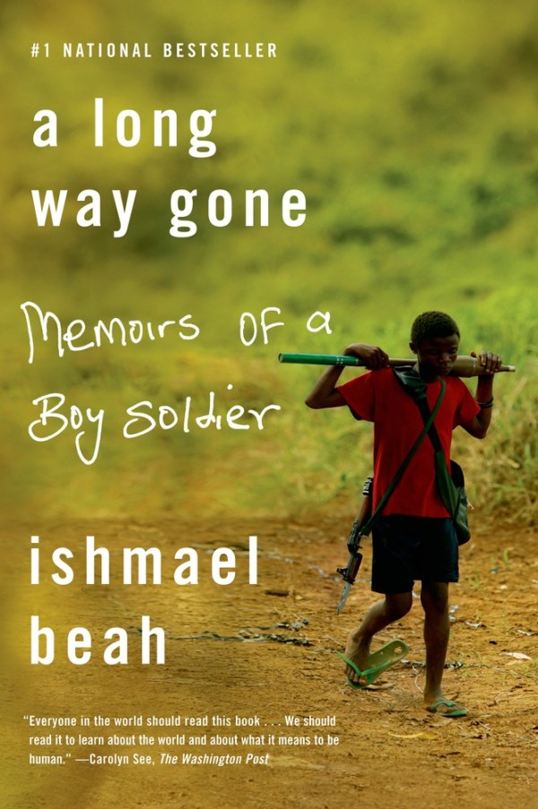 Reading For Sanity : A Book Review Blog: A Long Way Gone ...