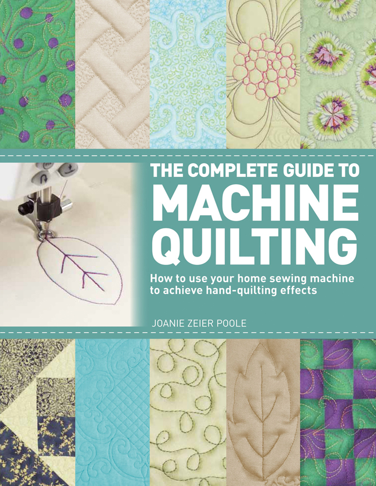 Image result for the complete guide to machine quilting