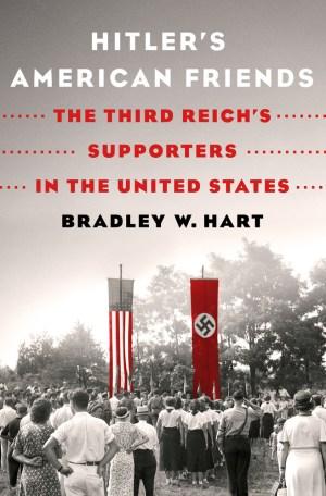 Bradley Hart's book cover