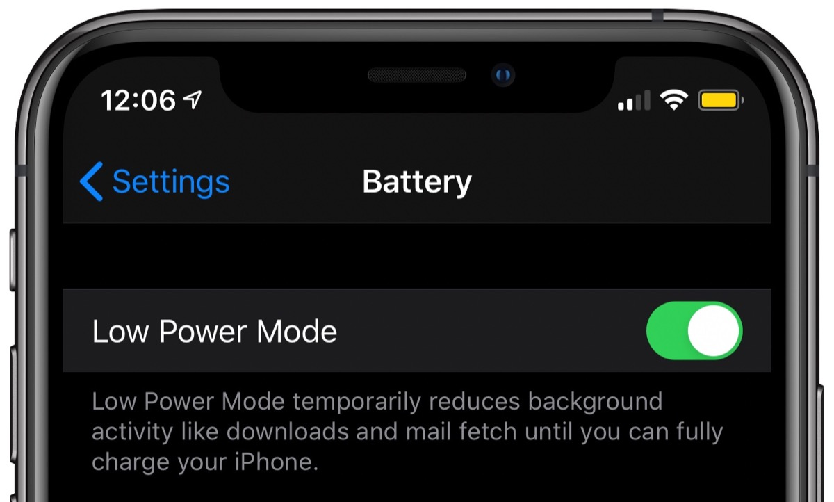 macOS Monterey Brings Low Power Mode to the Mac
