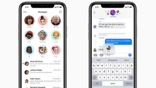 ios 14 imessage features