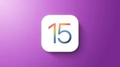 Caratteristiche generali di iOS 15 Viola