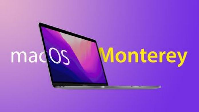 macOS Monterey on MBP Feature