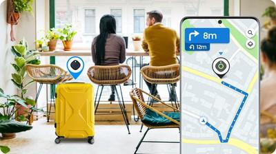 seguimiento de la aplicación samsung smarttags