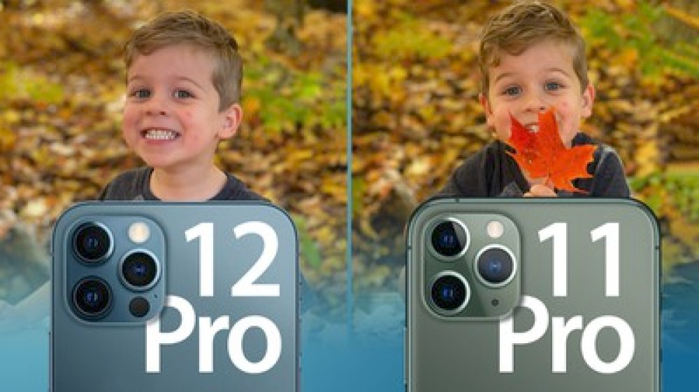 iPhone 11 Pro vs 12 Camera feature