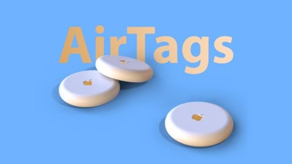 AirTags Blue Title