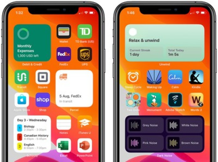 ios 14 third party home screen widgets 1