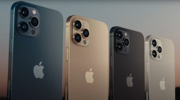 iPhone 12 Pro Video Color