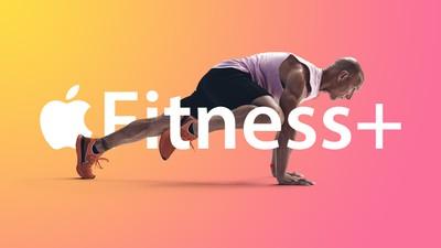 Funzionalità Apple fitness plus