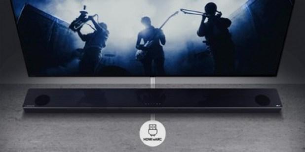 LG 01 Soundbar Features Escalated
