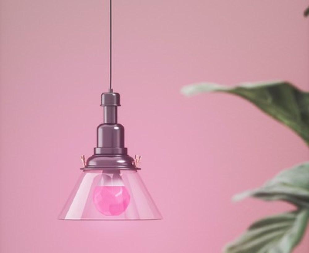 nanoleaf essentials bulb pink