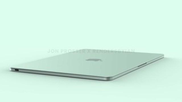 prosser macbook air green 1