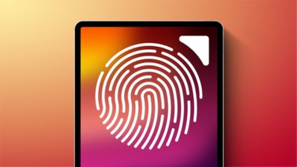 iPad Air 4 Touch ID Feature