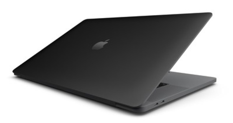 matte black macbook pro colorware