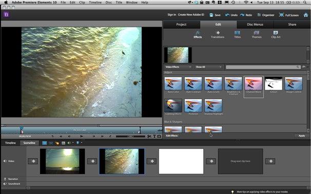 Image result for 10. Adobe Premiere Elements.