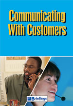 Communicating With Customers